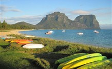 Blue Lagoon Lodge - Lord Howe Island - Accommodation ACT