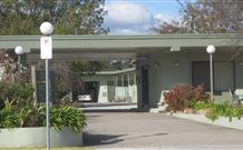Holbrook Skye Motel - Holbrook - Accommodation ACT