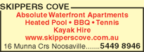 Skippers Cove