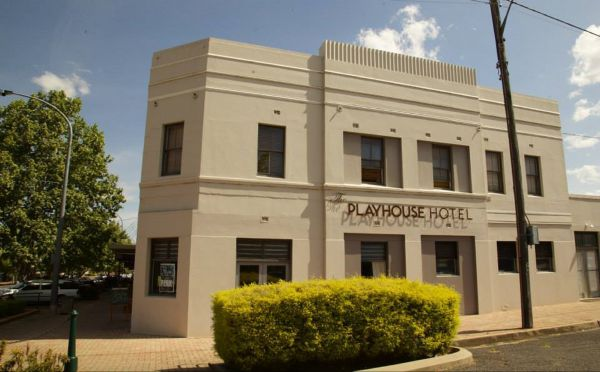 The Playhouse Hotel