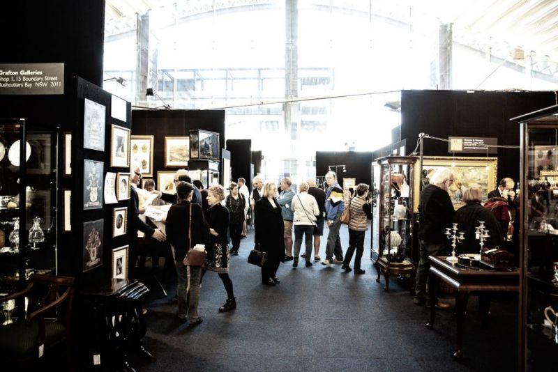 AAADA Antiques & Art Fair Sydney