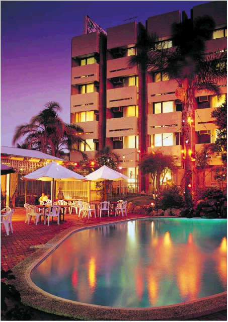 Indian Ocean Hotel - Accommodation ACT