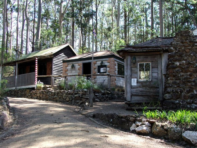 The Original Gold Rush Colony South Coast Accommodation