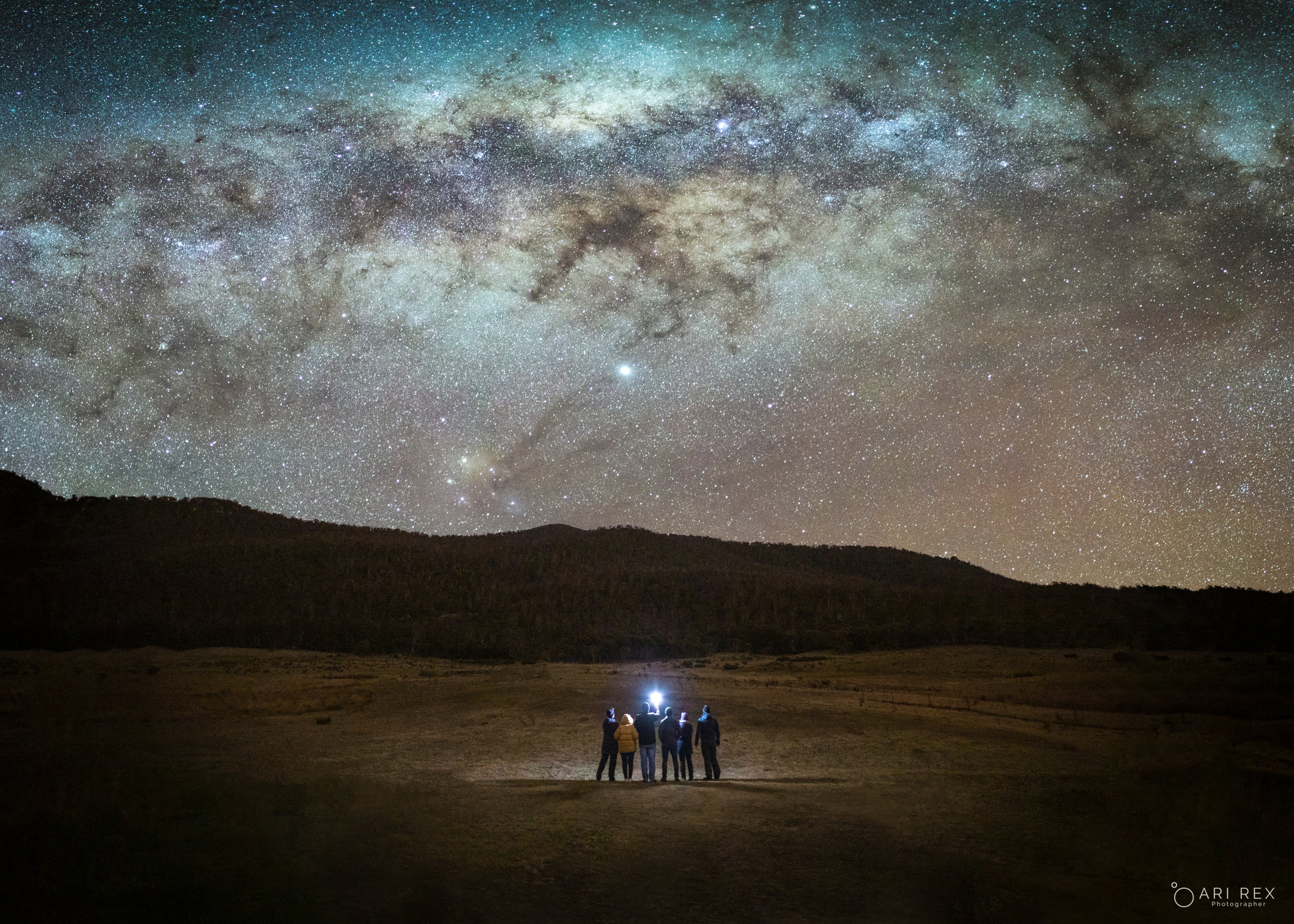 Milky Way Photography Workshop with Ari Rex